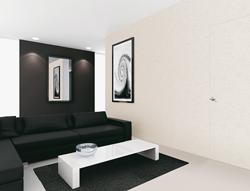 Drzwi ukryte w ścianie tapeta